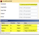 vCAC PowerShell Parameters