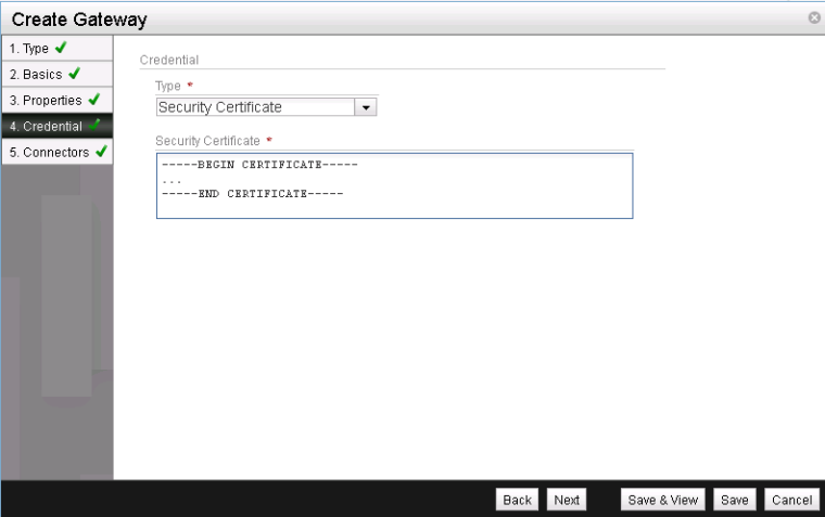 NSX L2 VTEP Gateway - Create Gateway 4