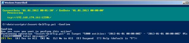 Bulk loading data into Graylog2
