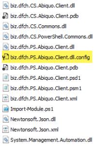 PowerShell Module Folder
