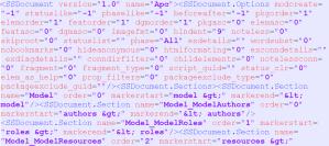 XMI SSDocument Extract